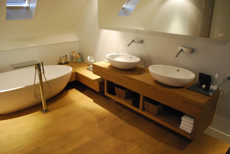 Badkamermeubel Op Maat : Vaak badkamermeubel op maat hout fod agneswamu